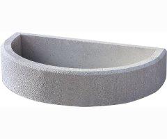 Sockelerhöhung für Gartengrillkamin Rondo 20 cm