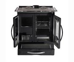 Küchenofen La Nordica Mamy 8,7 kW Nero