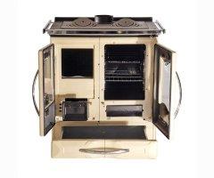 Küchenofen La Nordica Mamy 8,7 kW matt Cream