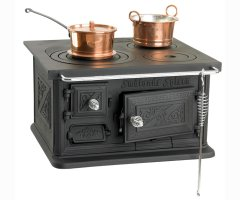 Küchenofen Davidssons Smalandsherd 1896